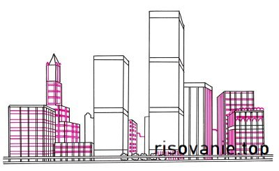 Як намалювати міський пейзаж за 5 кроків
