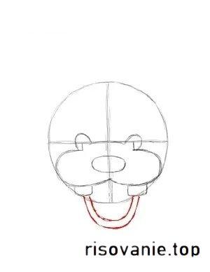 Як намалювати Гуфі