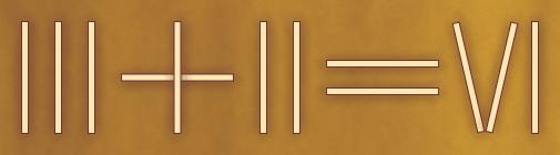 Головоломки з сірниками різного рівня складності
