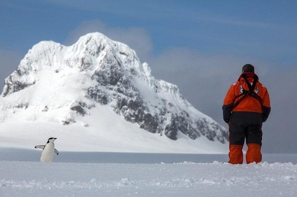 Правила безпеки при відвідуванні Антарктиди